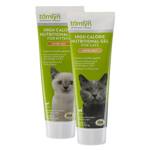 View larger image of High Calorie Nutritional Gel for Cats (Nutri-Cal)