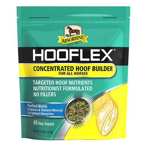 View larger image of Hooflex Concentrated Hoof Builder for Horses