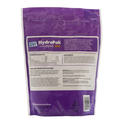 View larger image of HydroPak Multi-Species Supplement