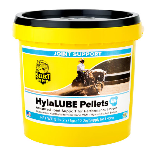 View larger image of HylaLUBE Pelleted Joint Supplement For Horses