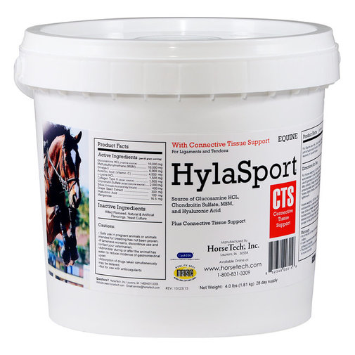 View larger image of HylaSport CTS Joint Horse Supplement