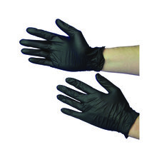Ideal TrueBlack Nitrile Gloves