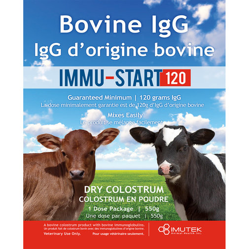 View larger image of Immu-Start 120 Colostrum Replacer for Calves