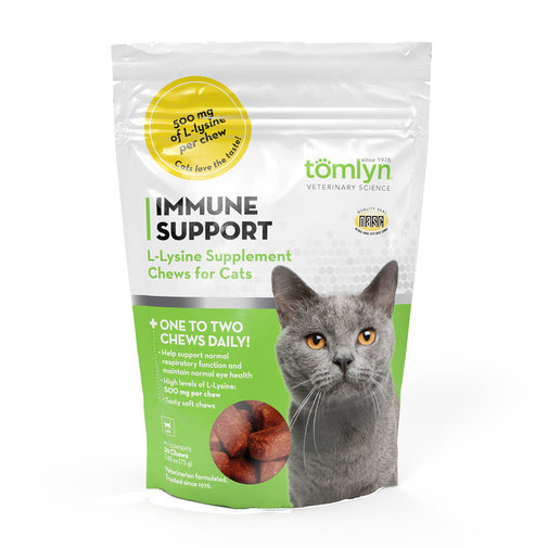 View larger image of Immune Support L-Lysine Supplement for Cats