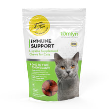 Immune Support L-Lysine Supplement for Cats