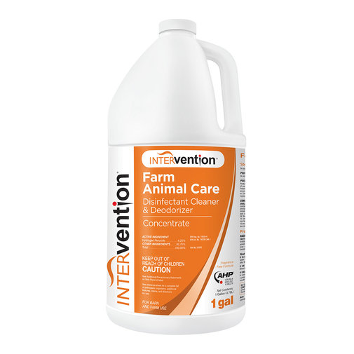 View larger image of Intervention Disinfectant Concentrate
