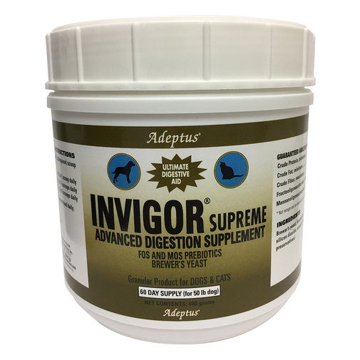 View larger image of Invigor Supreme Digestion Supplement for Dogs and Cats