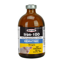 Iron Dextran-100 for Piglets