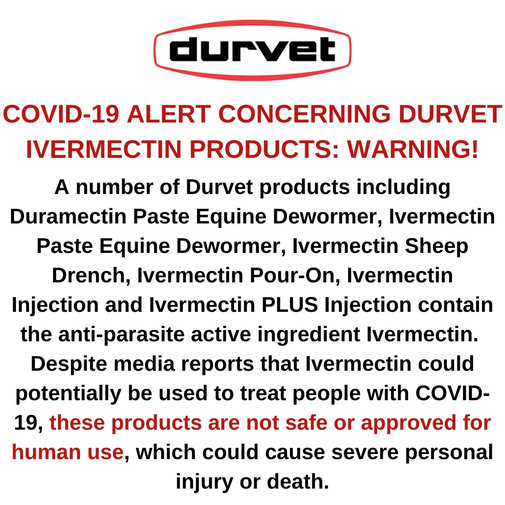 View larger image of Ivermectin Pour-On Dewormer for Cattle
