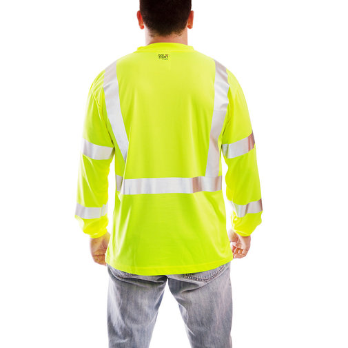 View larger image of Job Sight High-Visibility Long Sleeve T-Shirt