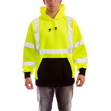 Job Sight High-Visibility Pullover Hoodie
