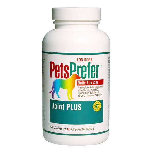 View larger image of Joint Plus Chewable Supplement for Dogs