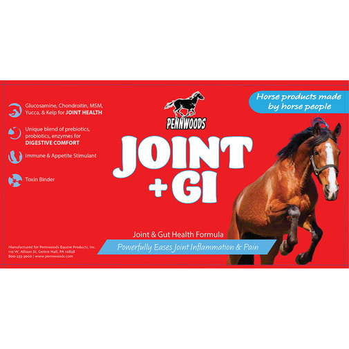 View larger image of Joint + GI Supplement for Horses
