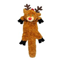 Jolly Fat Tail Dog Toy