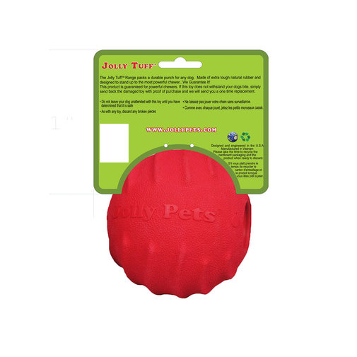 View larger image of Jolly Tuff Tosser Treat Dispenser Dog Toy
