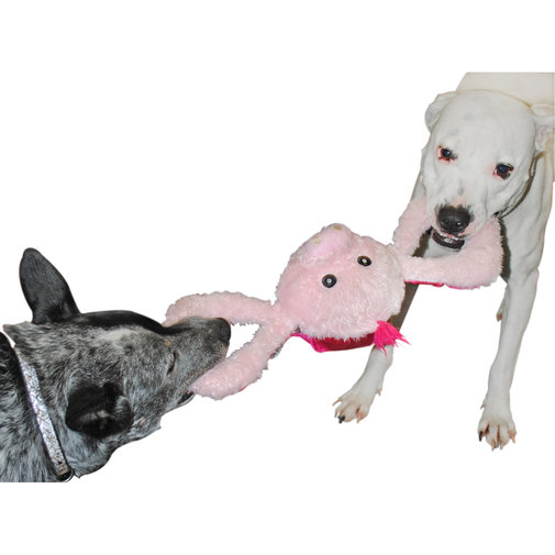View larger image of Jolly Tug-A-Mals Dog Toy