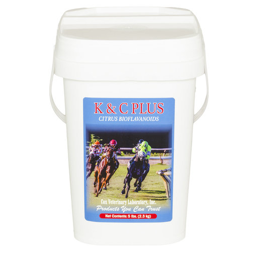 View larger image of K & C Plus Horse Supplement