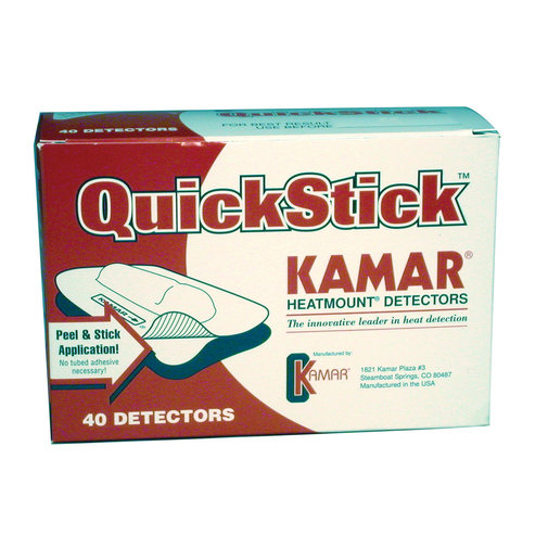View larger image of Kamar QuickStick Heatmount Detectors