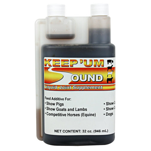 View larger image of Keep 'Um Sound Livestock Joint Supplement