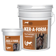 Ker-A-Form Hoof and Coat Supplement for Horses