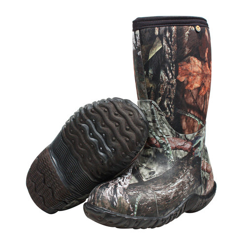 View larger image of Kid's Mossy Oak Classic High-Cut Boots