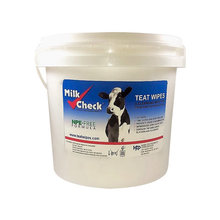 Kleen Test Products Milk Check Teat Wipes