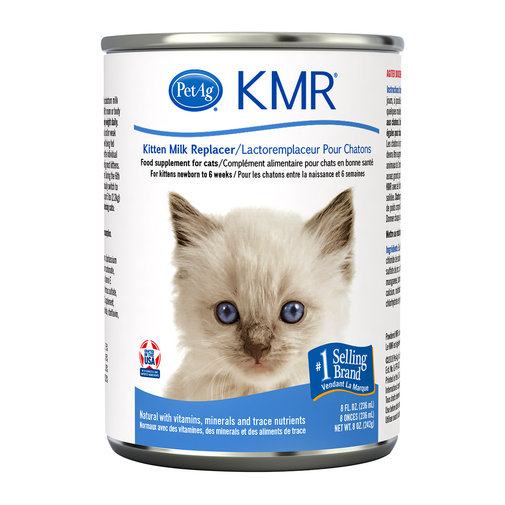 View larger image of KMR Milk Replacer for Cats and Kittens