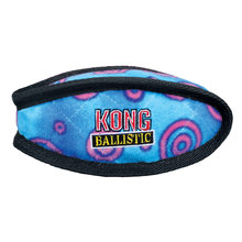 KONG Ballistic Football Dog Toy
