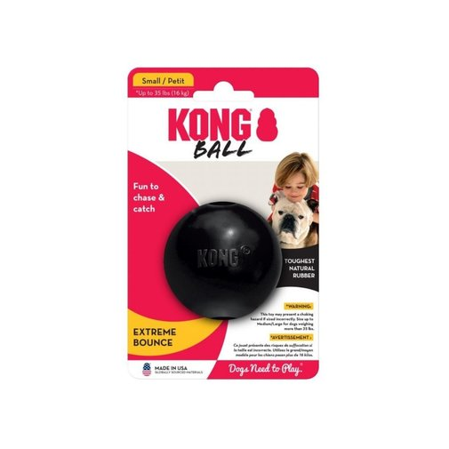 View larger image of KONG Extreme Ball Dog Toy