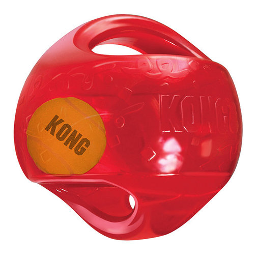 View larger image of KONG Jumbler Ball Dog Toy