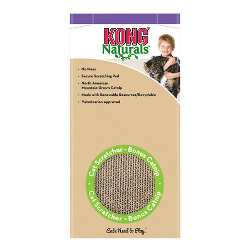 View larger image of KONG Naturals Double Cat Scratcher
