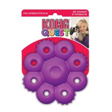 KONG Quest Star Pods Dog Toy