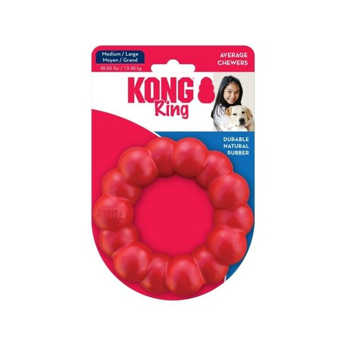View larger image of KONG Ring Dog Toy