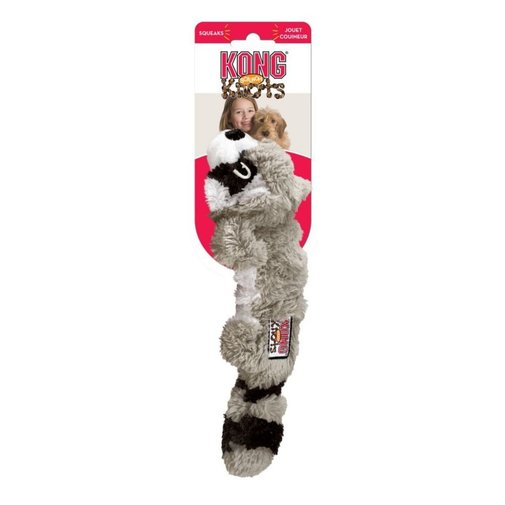 View larger image of KONG Scrunch Knots Dog Toy