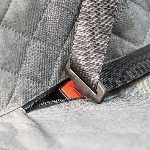 View larger image of KONG Travel 2-In-1 Bench Seat Cover & Hammock