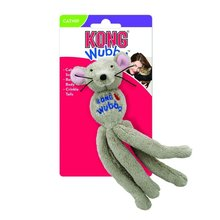 KONG Wubba Mouse Cat Toy