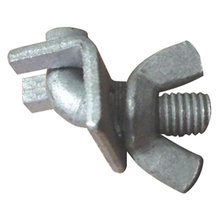 L Joint Clamp Wing Nuts
