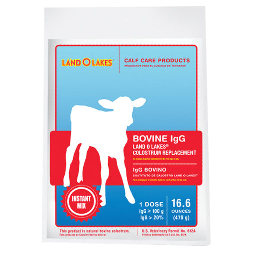 View larger image of Land O Lakes Colostrum Replacement for Calves