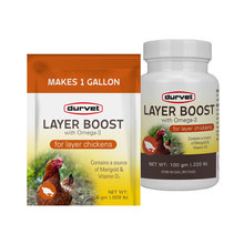 Layer Boost with Omega-3 Chicken Supplement