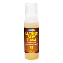 Leather New Foam Cleaner