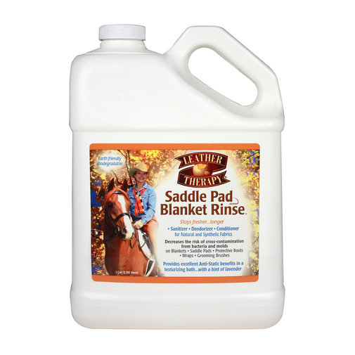 View larger image of Leather Therapy Saddle Pad and Blanket Rinse