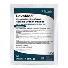 LevaMed Cattle and Sheep Dewormer Soluble Drench