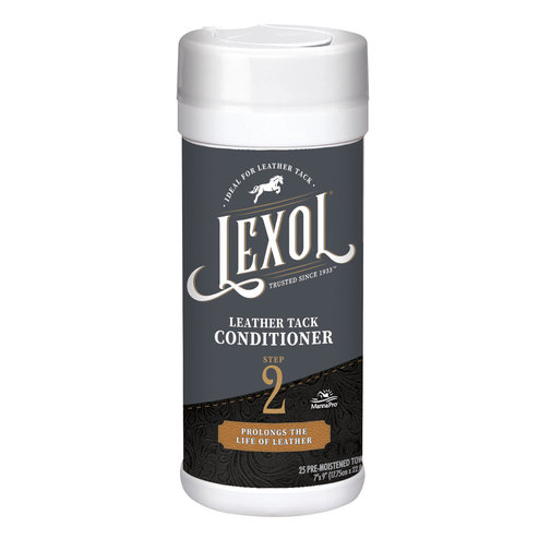 View larger image of Lexol Quick Wipes Leather Conditioner