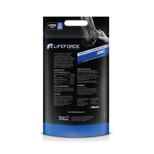 View larger image of Lifeforce Joint Equine Supplement
