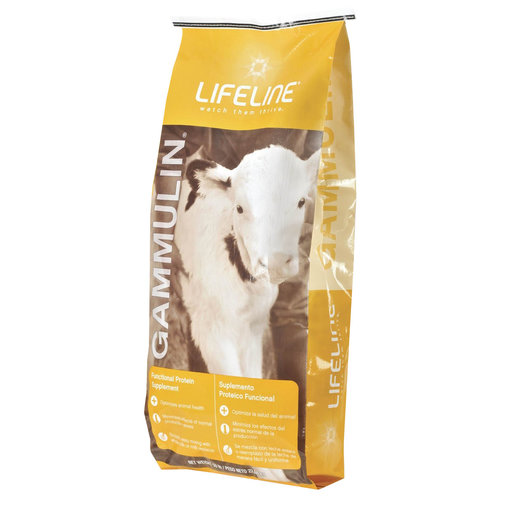 View larger image of LIFELINE Gammulin Functional Protein Supplement for Calves