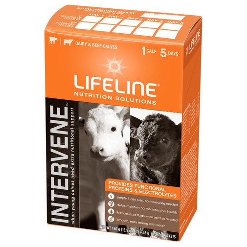 View larger image of LIFELINE Intervene Nutritional Supplement for Calves