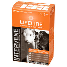 LIFELINE Intervene Nutritional Supplement for Calves
