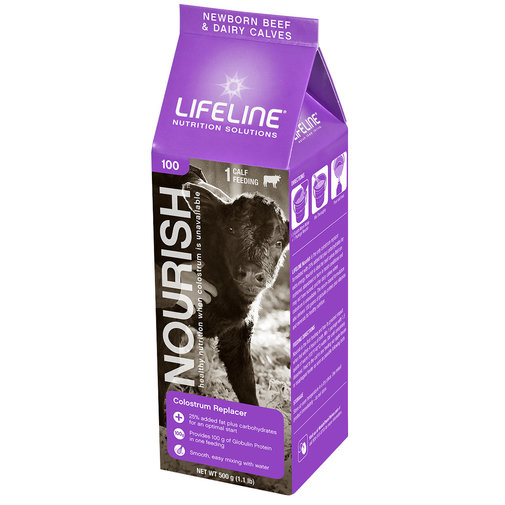 View larger image of LIFELINE Nourish Colostrum Replacer for Calves