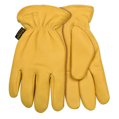 View larger image of Lined Deerskin Driver Gloves