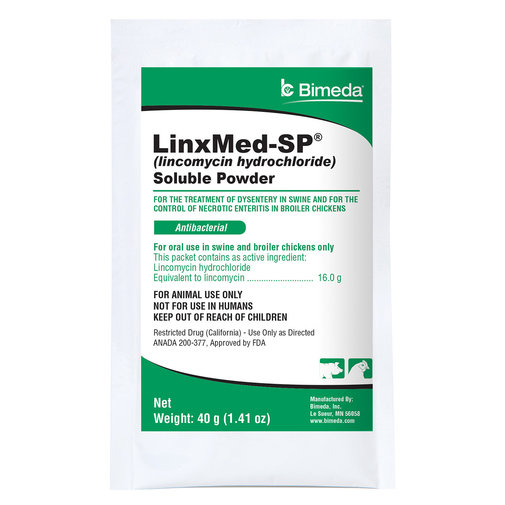 View larger image of LinxMed-SP Soluble Powder Rx